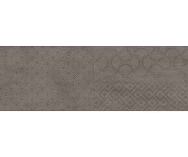 Aleluia Ceramicas Board Decor Patchboard Dark Grey 30x60