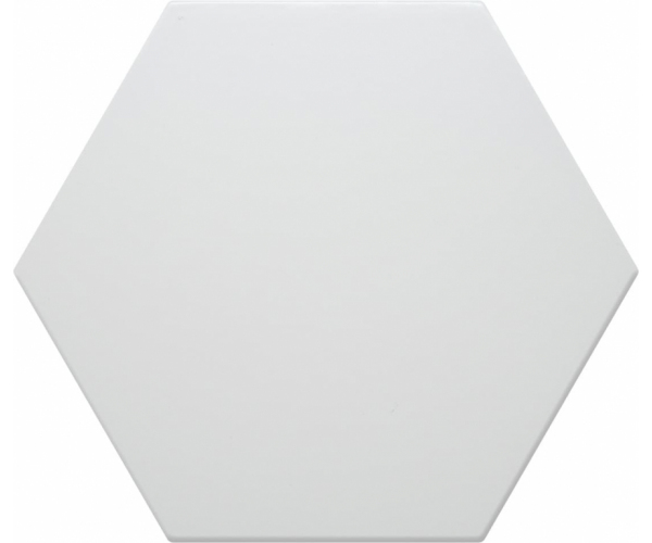 Deceram Hex Devon Super White 17,5x20,2