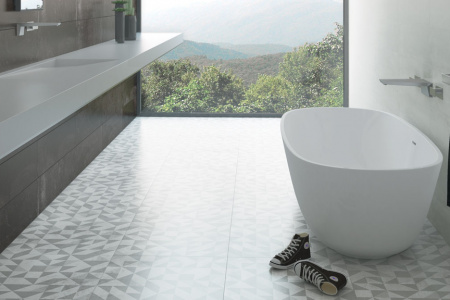 Aleluia Ceramicas Concrete Join, Mass & Dec. Shadow Concrete