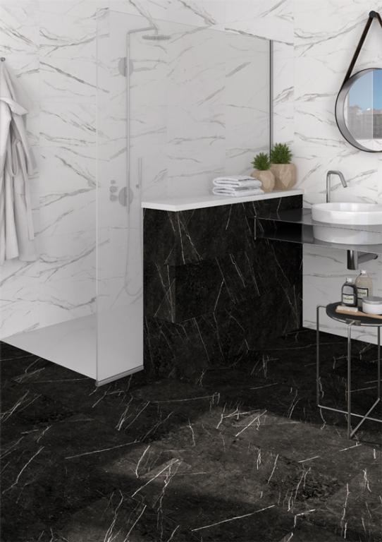 series Dlažba imitace mramoru do koupelny Arcana Thalassa