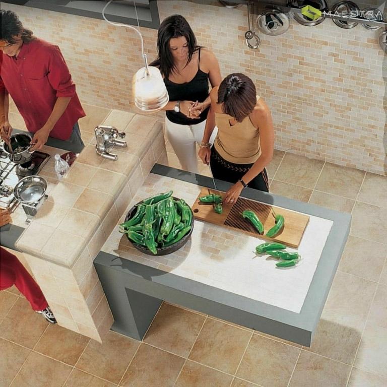 series ABK Jerusalem Ocra 50x50 - světlá imitace kamene levně