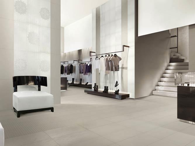 series Dlažba jako beton Settecento Concreta Gesso & Cemento