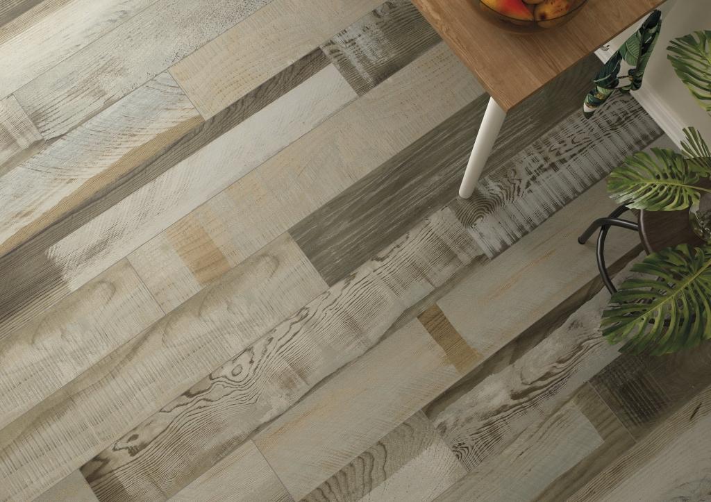 series Vnitřní dlažba s výraznou kresbou dřeva od výrobce Ape April