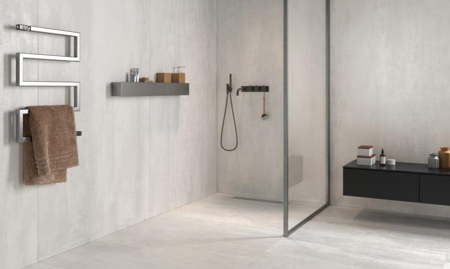 series Koupelna z velkých formátů Century Titan Indium 160x320