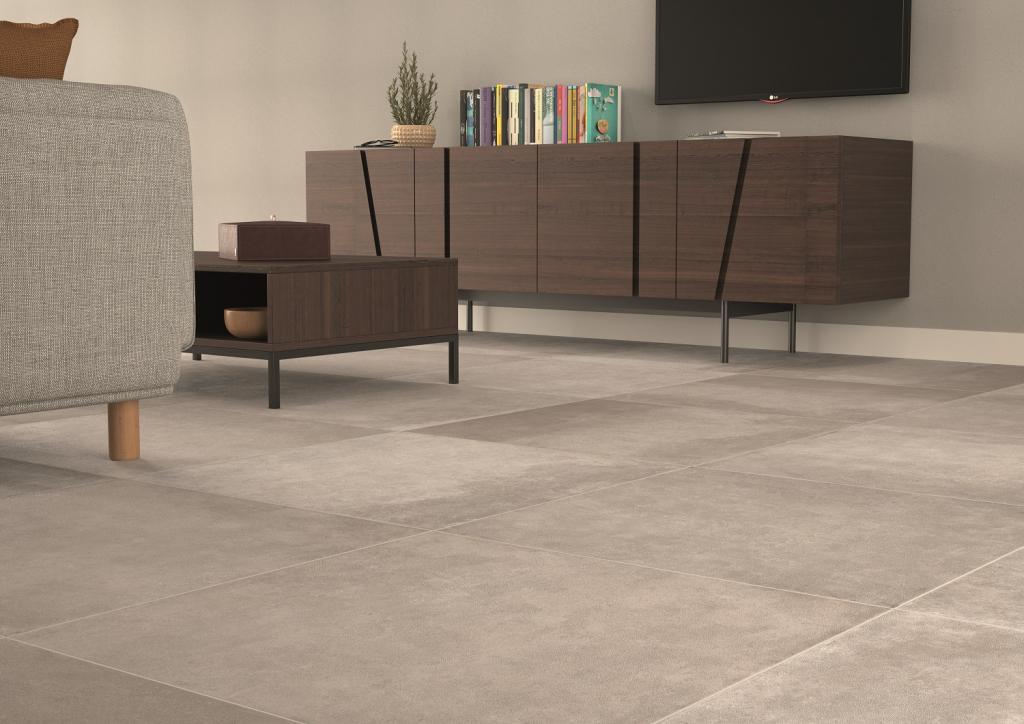 series DLAŽBA imitující betonový povrch Cerpa Kassel