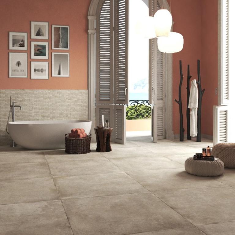 series Elios Castle Stone Chillon 100x100