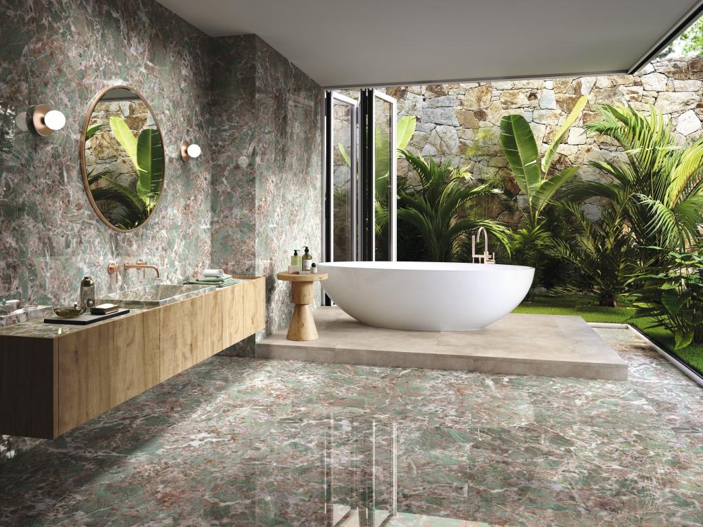 series Luxusní kolekce Amazonite od španělského výrobce APE