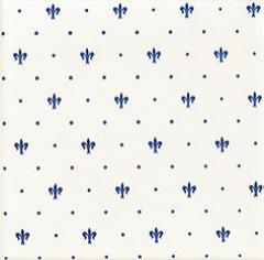 APE Lord Sir Cobalto 20x20 Modrá, Bílá 4538111051/N19