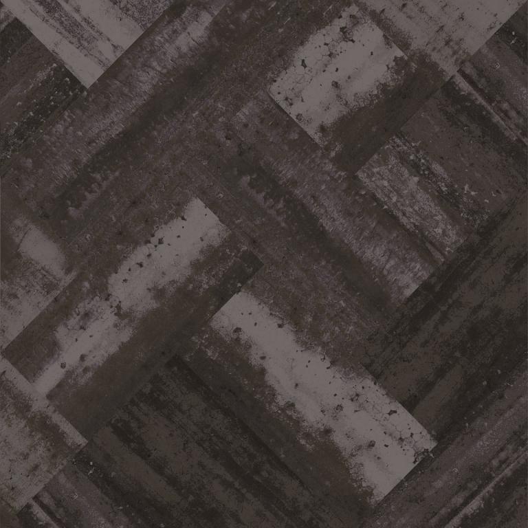 Aleluia Ceramicas Heritage Decor Brush Black 20x20 Černá, Antracitová MH56(A)