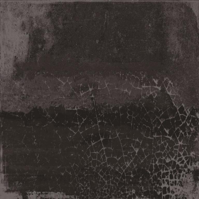 Aleluia Ceramicas Heritage Black 20x20 Černá, Antracitová MH52
