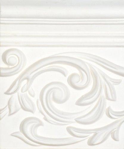 APE Carmen Vintage Decor Poesia White 17,8x15 Bílá A021963/K08