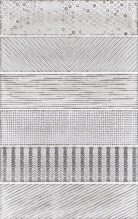 Equipe Splendours Fabric Grey 7,5 x 30 Šedá 24054