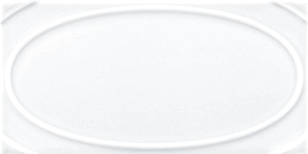 Grazia Formae Oval Cotton 13x26 Bílá OVA1