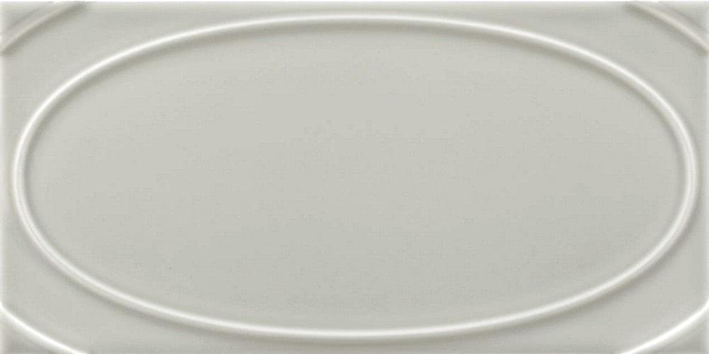 Grazia Formae Oval Steel 13x26 Béžová OVA3