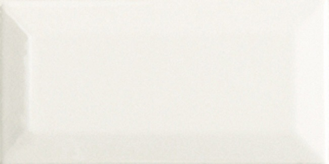 Tonalite Diamante Bianco 7,5x15 Bílá 77560