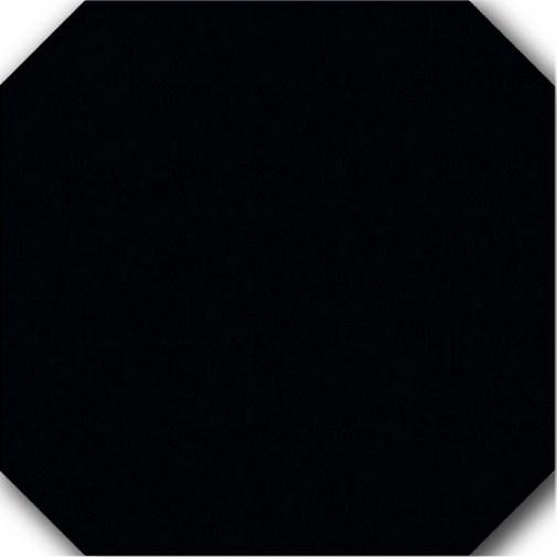 Tonalite Diamante Ottagonetta Nero Matt 15x15 Černá 3301