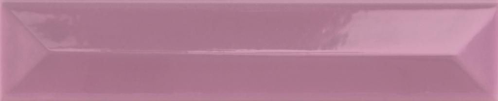 Tonalite Diamante Listello Berlino Bianco 3x15 Fialová, Růžová L/BER.LI