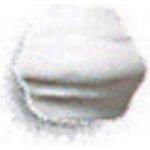 Brennero Ricordi Profilo Bianco ang. est. 2,5x2,5 Bílá PROBAE