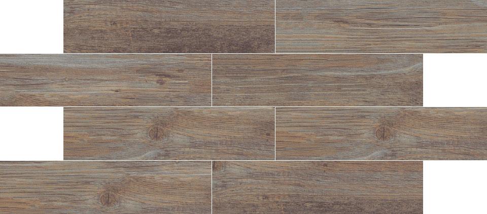 La Fenice Greek Wood Acero 15x60  Hnědá, Béžová 15KI0134A