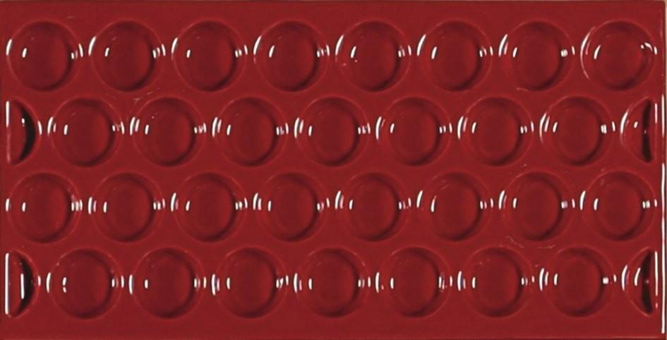 APE Carmen Adobe Rojo 12,5x24,5 Červená, Vínová A017468/K18