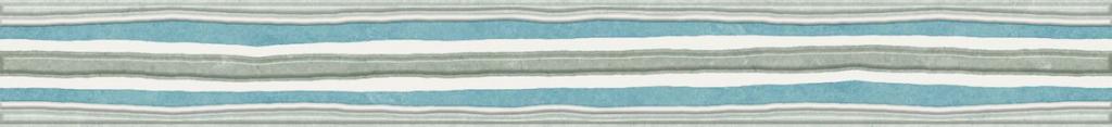 APE Duma Listelo Horizon Turquoise 4,7x40 Šedá, Bílá, Tyrkysová A022211/K28