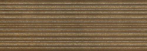 APE Decor Meteoris Oxid Rect. 35x100 Hnědá, Béžová A034952/K38