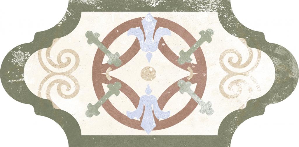 Codicer Provenzal Corinto Colors 16x33 Multicolor 7309