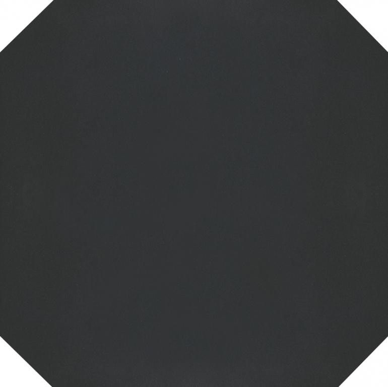 Grazia Old England Ottagono York 20x20 Černá, Antracitová OEO5