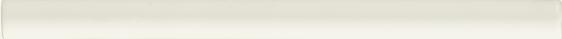 Grazia Cottage Coprispigolo Bianco Matt 1,2x20 Bílá, Krémová COP01