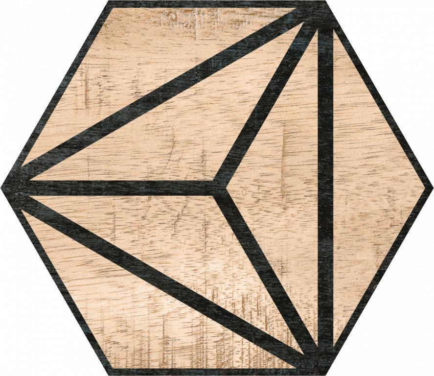 Codicer Hex 25 Tribeca Brown Černá, Hnědá 7662