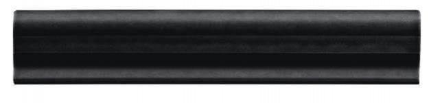 Grazia Vintage Bordura Black 3,5x20 Černá BO7