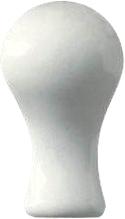 Grazia Vintage Ang. Bordura White 2x3,5 Bílá BOA1
