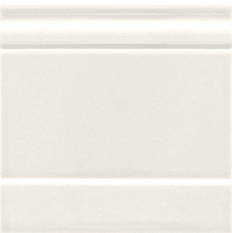 Grazia Venice Zoccolo White Craquele 20x20 Bílá ZOE5