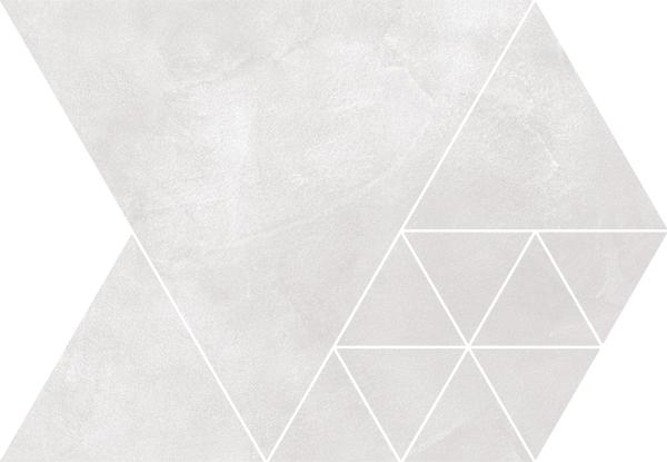 Arcana Fulson Carter Mosaic-SPR Gris 23,7x34,3 Šedá světlá Fulson Car. Mos.SPR Gris R.344