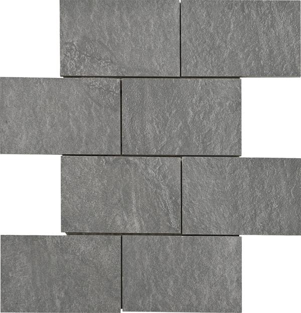 Arcana Mosaico Adrar Surprise Gri 30x30 Šedá Mosaico Adrar Surprise Gri R.340