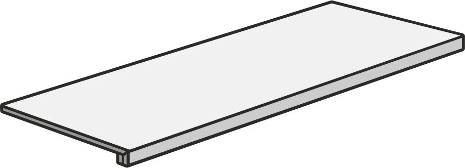 Marca Corona Arkistone Ivory Scal.120 RT (schodovka) Béžová F041