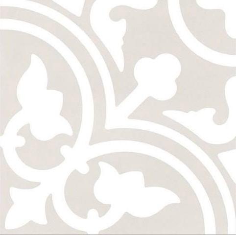 Del Conca/Faetano Annabelle 20x20 Bílá, Béžová, Krémová, Šedá světlá 20AEAE