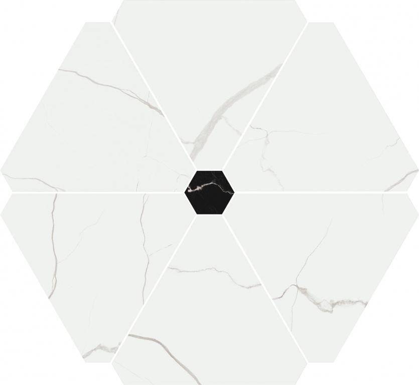41zero42 Mate Kyoto Bianco 54x59 Bílá 4100106