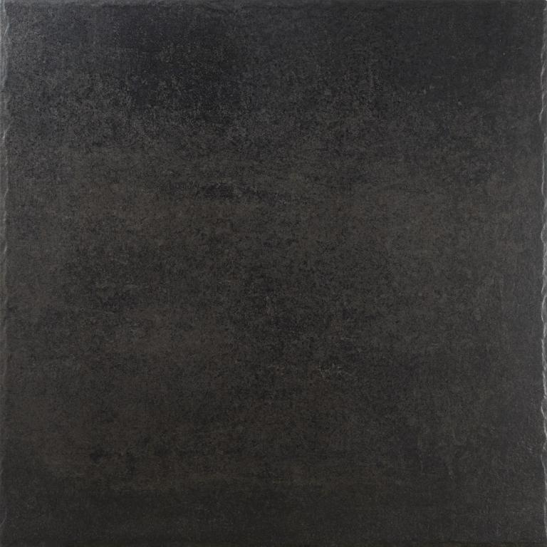 Cerpa Kassel Negro 58,5x58,5 Černá Kassel Negro