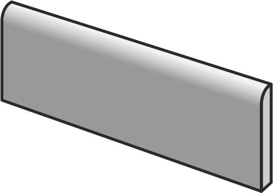 Sant Agostino S.Wood Batt. Black 9,5x60 Černá, Hnědá CSABWOBL12