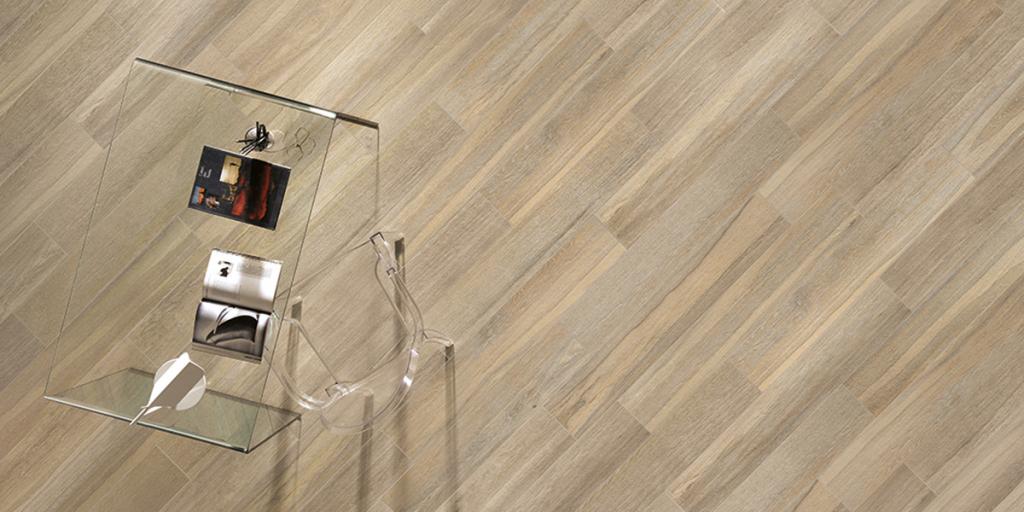 EdimaxAstor Elegance Noisette 19,8x121 Rett  Hnědá, Béžová 262M66