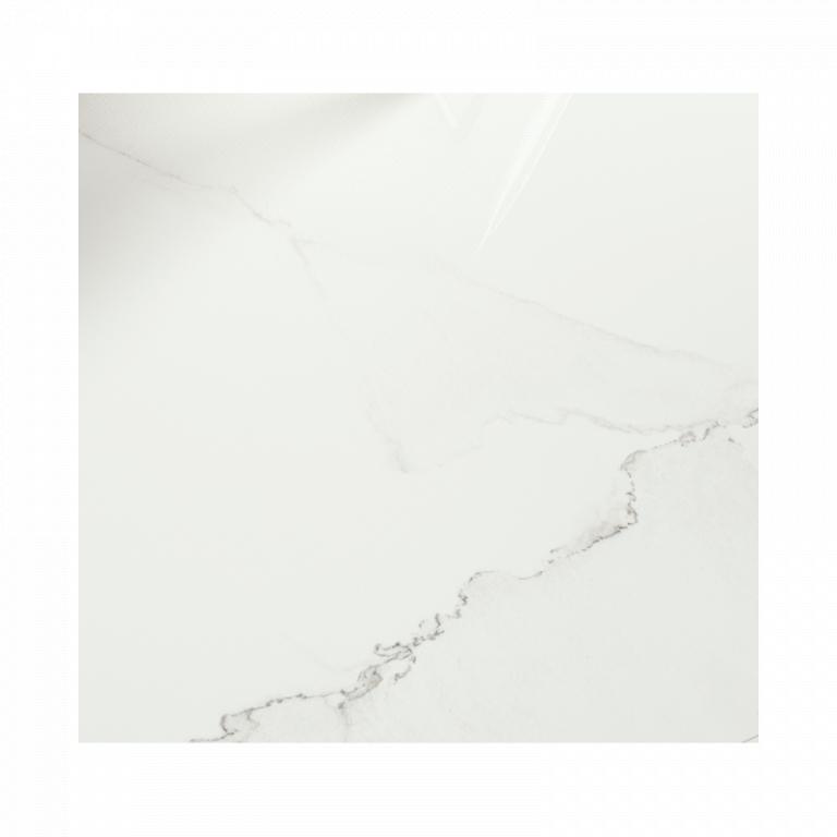 EdimaxAstor Marbeau Veiné Cristal 120x260 Lux Rett  Bílá 44LA33