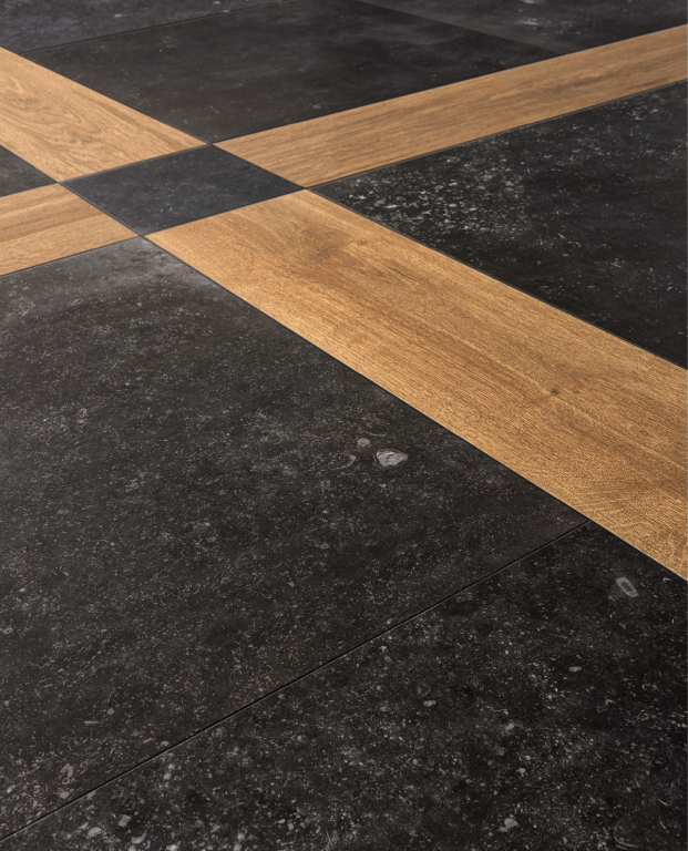 EdimaxAstor Belgica 19,7x19,7 Rett. Černá 361AR4