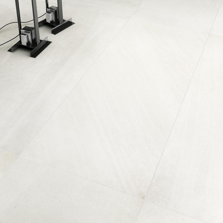 EdimaxAstor Sands White 120x120 Rett  Bílá 431AS3
