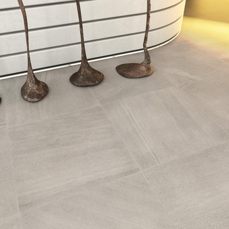 EdimaxAstor Sands Grey 60,4x60,4 Rett  Šedá 337Y02