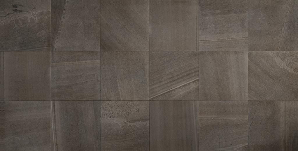 EdimaxAstor Sands Dark 60,4x60,4 Lap Rett  Šedá 337Y07