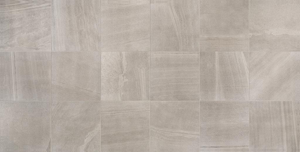 EdimaxAstor Sands Grey 60,4x60,4 Lap Rett  Šedá 337Y06