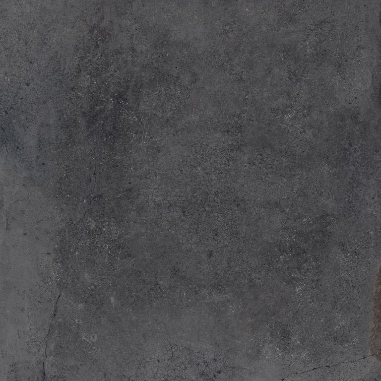 EdimaxAstor Stones Black 60x60 Rett AntiSlip Černá, Antracitová 337TN6