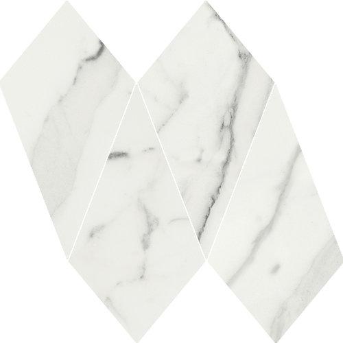 APE Apogeo Pyramid Rome White 30x30 Bílá A027545/K63