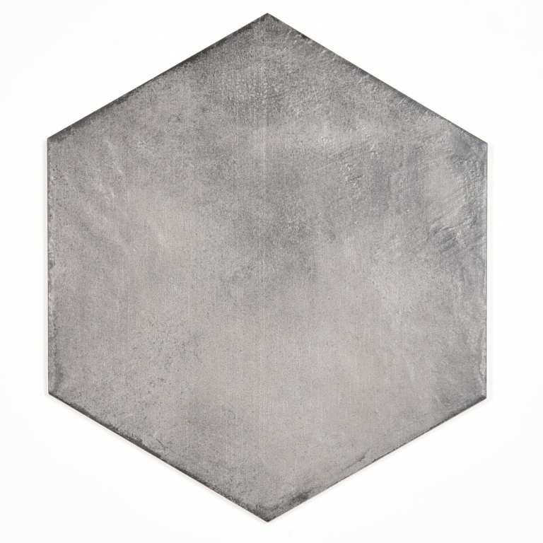 Settecento GEA Esagona Antracite 40,9x47,2 Šedá 173043